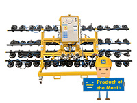 Product of the Month – Hydraulica 1500 Curved