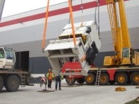 Machinery moving success as Hird takes press across Europe